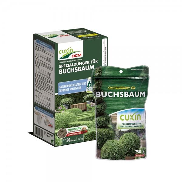 CUXIN DCM Buchsbaum Dünger