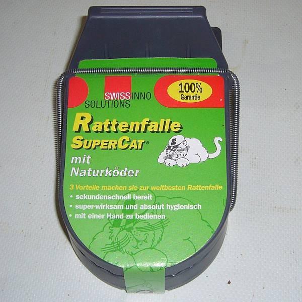 Rattenfalle SuperCat