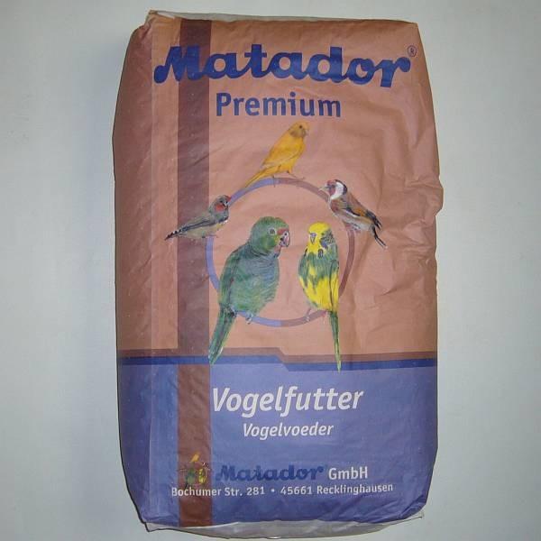 MATADOR Papageienfutter Standard