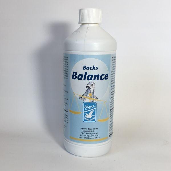 BACKS Balance