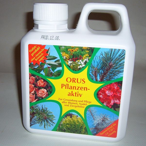 Oscorna ORUS Pflanzenaktiv
