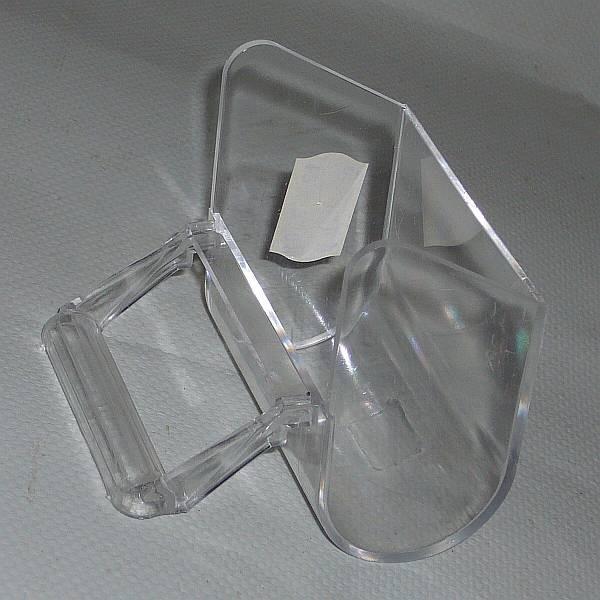 Plastiknapf für Vorsatzgitter