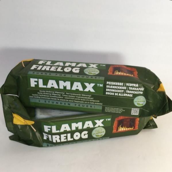 FLAMAX Bio Kaminscheit