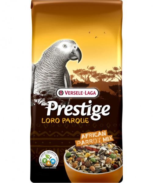 Prestige Loro Parque African Parrot Papageien Mix