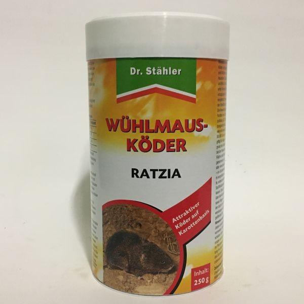 Ratzia Wühlmausköder
