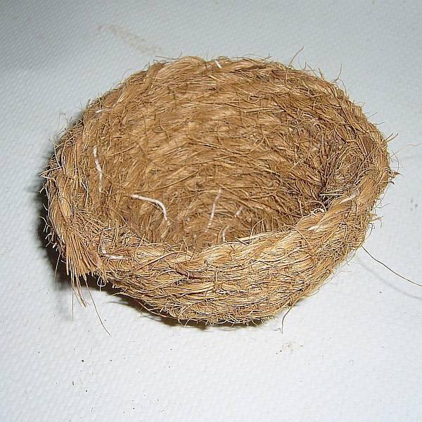 Nesteinleger Kokos groß