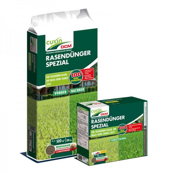 CUXIN DCM Spezial Rasendünger Minigran