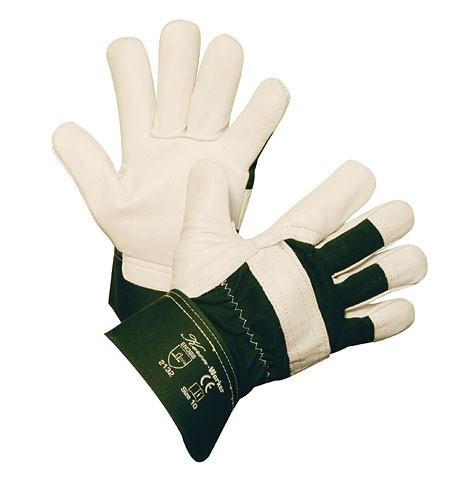 KERON Rindsvollleder-Handschuh Worker