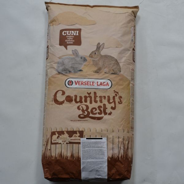 Country's Best Cuni Top Pure Kaninchenzuchtfutter