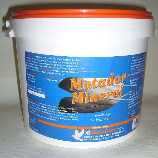 MATADOR Mineral