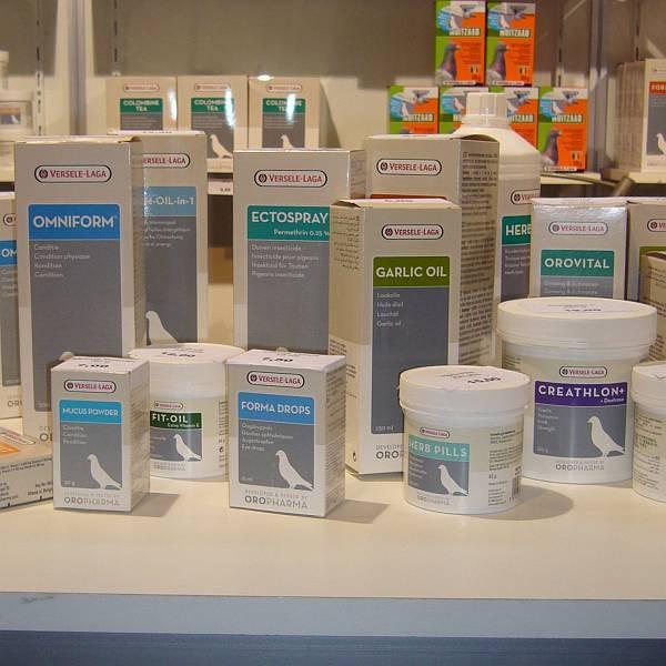 Oropharma Mucus Powder, Schleimpulver