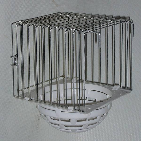 Kaisernest Draht m. PVC-Nest