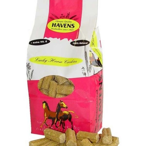 Havens Lucky Horse Cookies