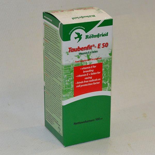 RÖHNFRIED Taubenfit E-50 Vitamin