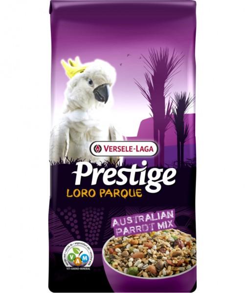 Prestige Loro Parque Australien Parrot Papageien Mix