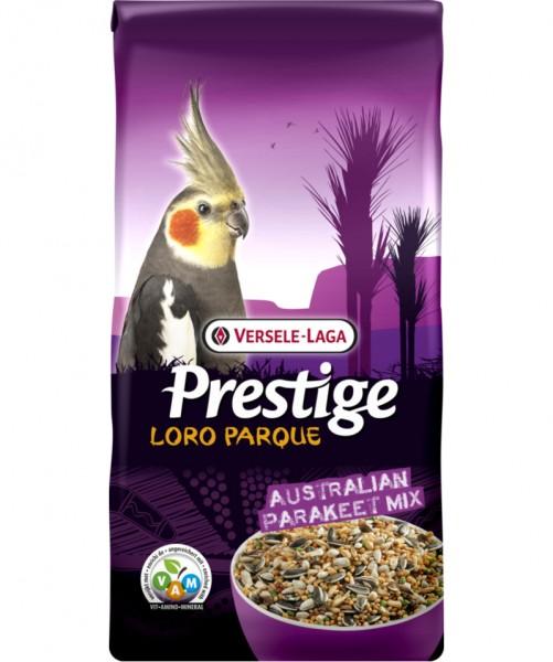 VERSELE-LAGA Prestige Loro Parque Australien Großsittich/Sittich Mix