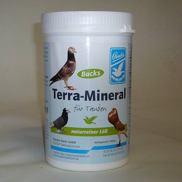BACKS Terra Mineral