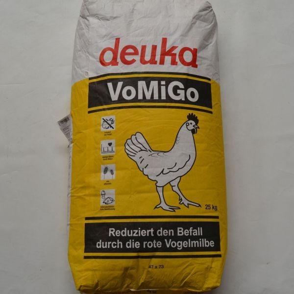 DEUKA VoMiGo Legepellets