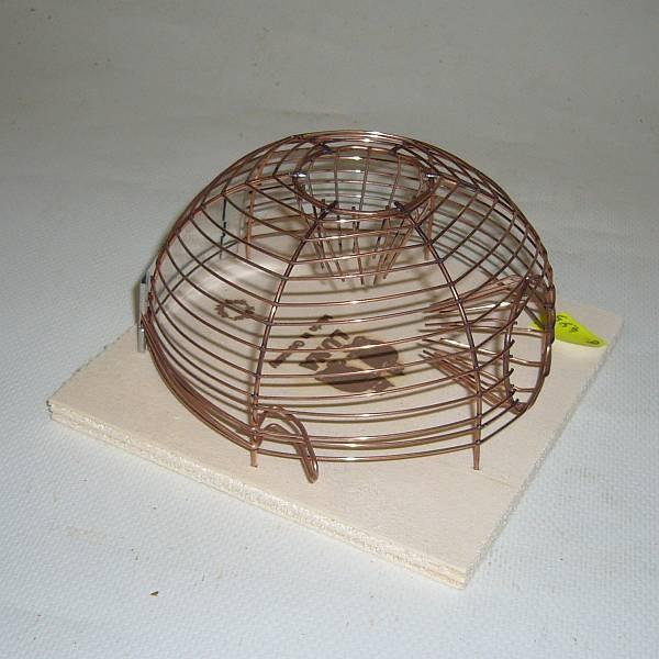 Reusenfalle für Mäuse