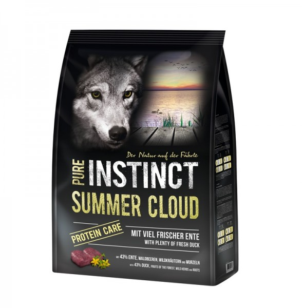 PURE INSTINCT Summer Cloud Adult Ente