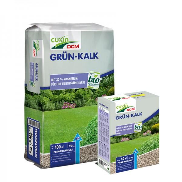 CUXIN DCM Grünkalk