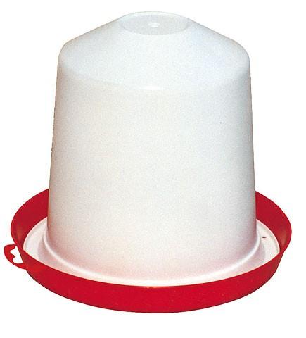 Kunststofftränke für Geflügel, 10 Liter