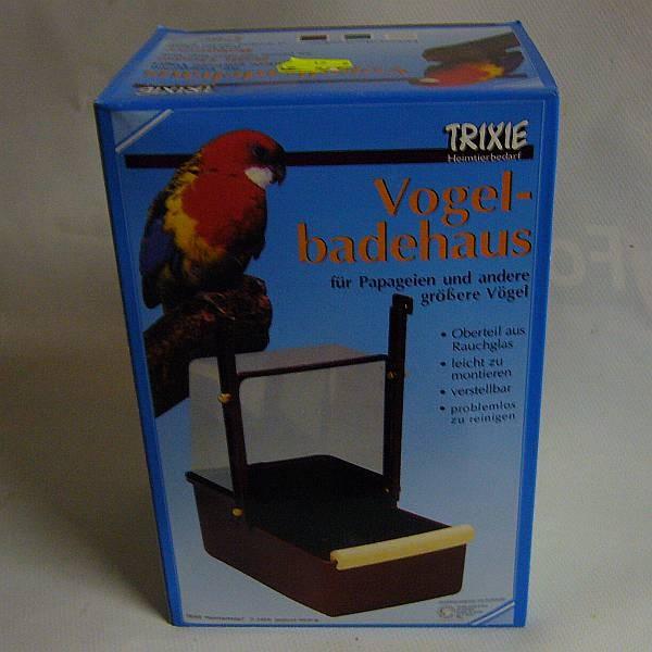 Papageienbadehaus