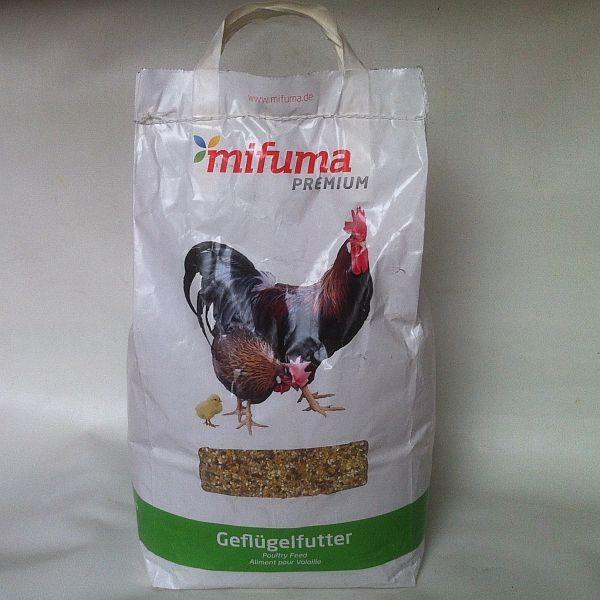 MIFUMA Spezialstarter Premium gegrützt für Wachteln