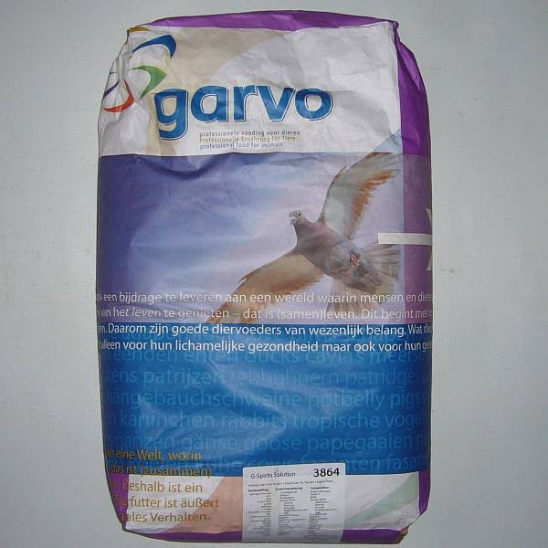 Garvo 3864 Taubenfutter G-Spirits Solution, 20kg