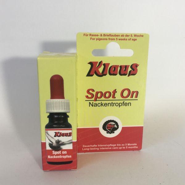 KLAUS Spot-on Nackentropfen