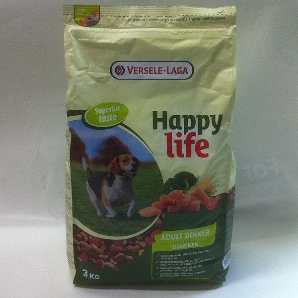 Happy Life Chicken Dinner