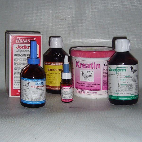 Hesanol Anti-Schleim-Elixier - flüssig -