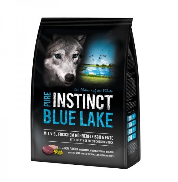 PURE INSTINCT Blue Lake Adult Huhn & Ente