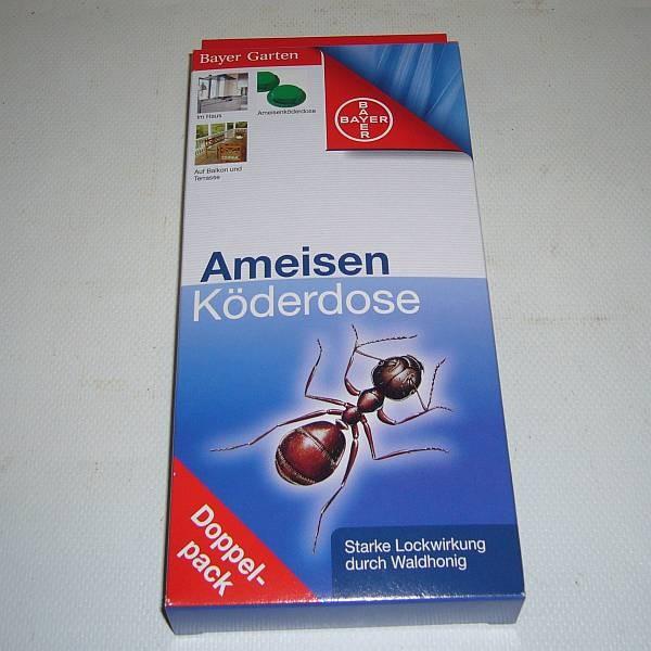 Blattanex Ameisenköderdose, 2 Stück