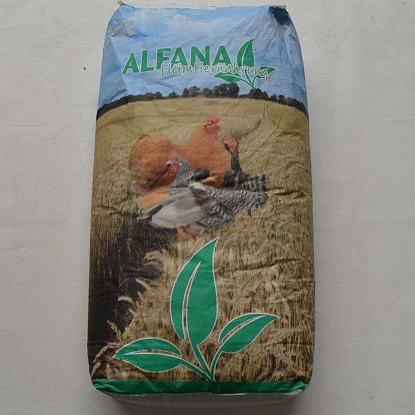 ALFANA Zwerg- u. Ziergeflügelfutter