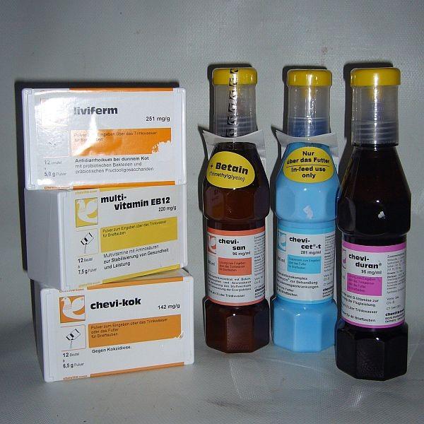 Chevita Multivitamin EB12