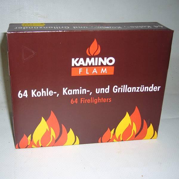 Kaminoflam Kohle-, Kamin- und Grillanzünder