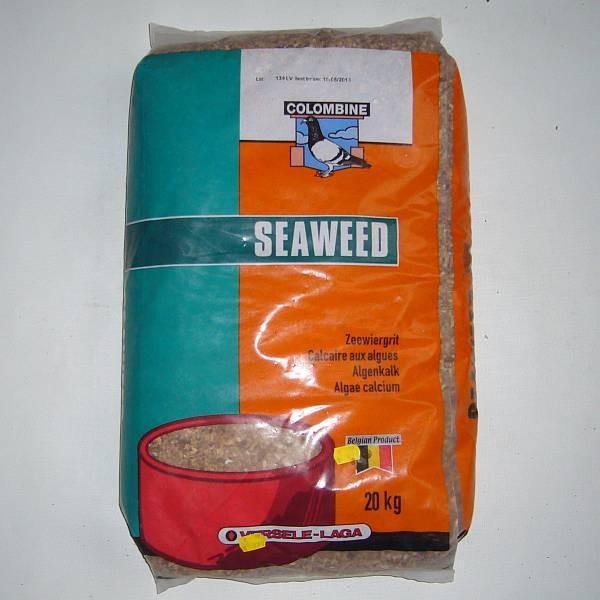 Colombine Seealgen, 20 kg