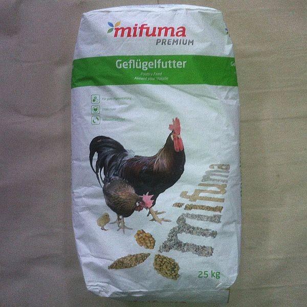 MIFUMA Junghennen Premium (Mehl)