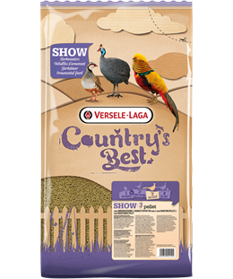 Country´s Best Show 3 Pellet