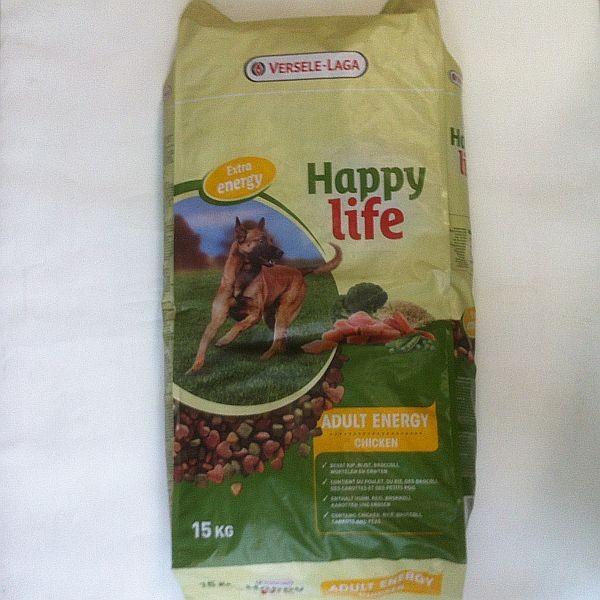 Happy Life Chicken Energy