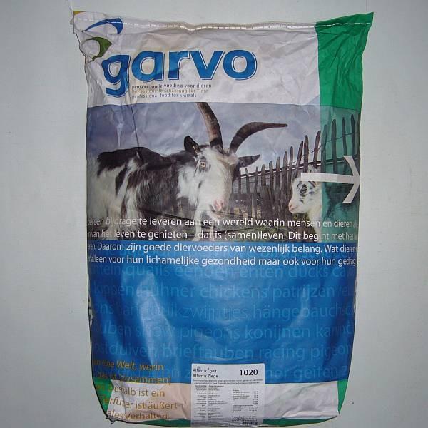 Garvo 1020 Alfamix Ziege, 15 kg