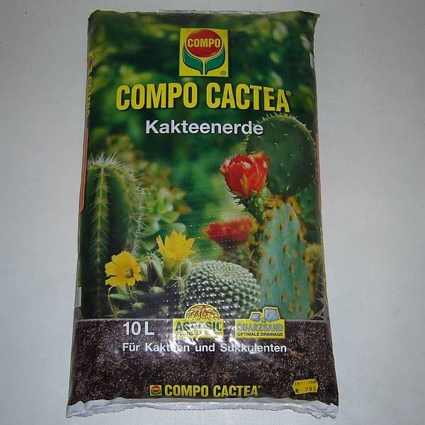 COMPO CACTEA Kakteenerde, 10 L