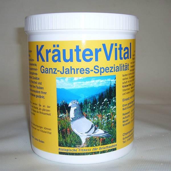 Champion Kräuter Vital