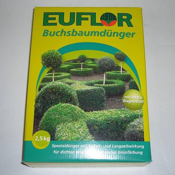 EUFLOR Buchsbaumdünger