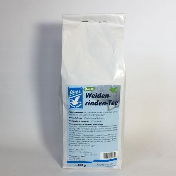 BACKS Weidenrindentee, 400 g