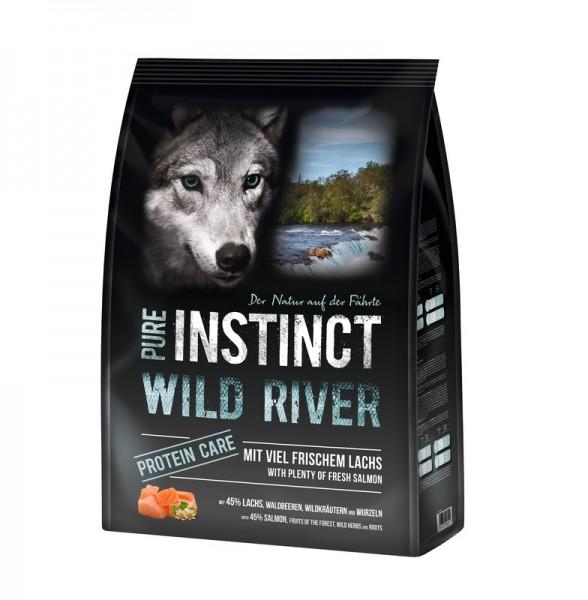 PURE INSTINCT Wilde River Adult Lachs