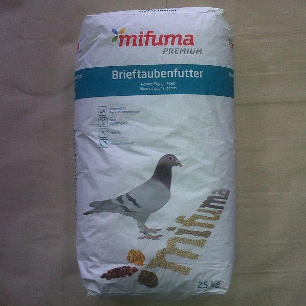 MIFUMA Zucht & Mauser Premium, 25 kg