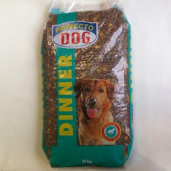 PERFECTO DOG Dinner