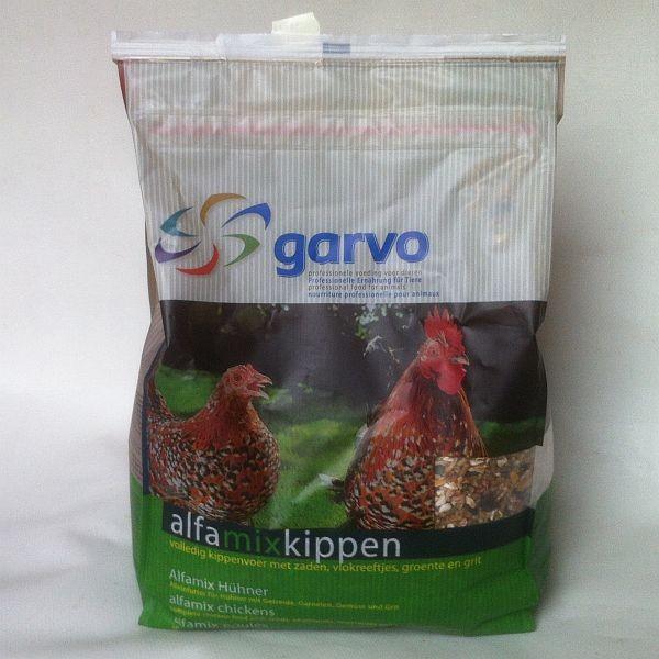 Garvo 1055 Alfamix Hühner